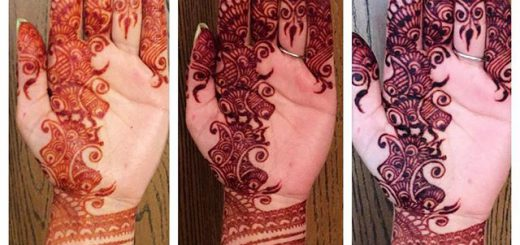 Simple tricks to get dark Henna