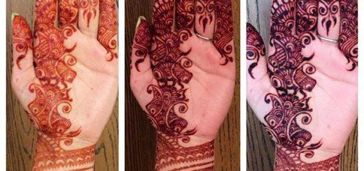 Simple tricks to get dark Henna