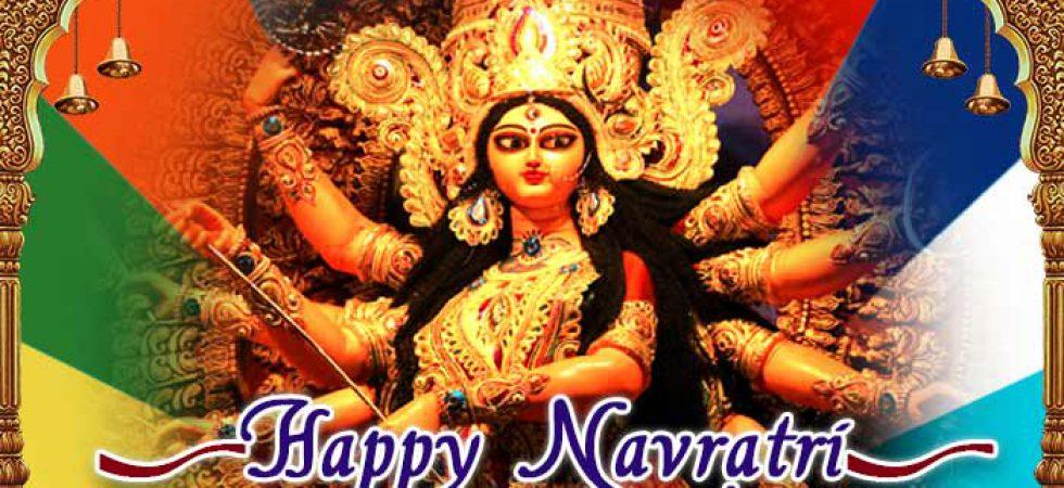 Navratri festival celebration