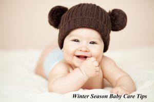 Winter Season Baby Care