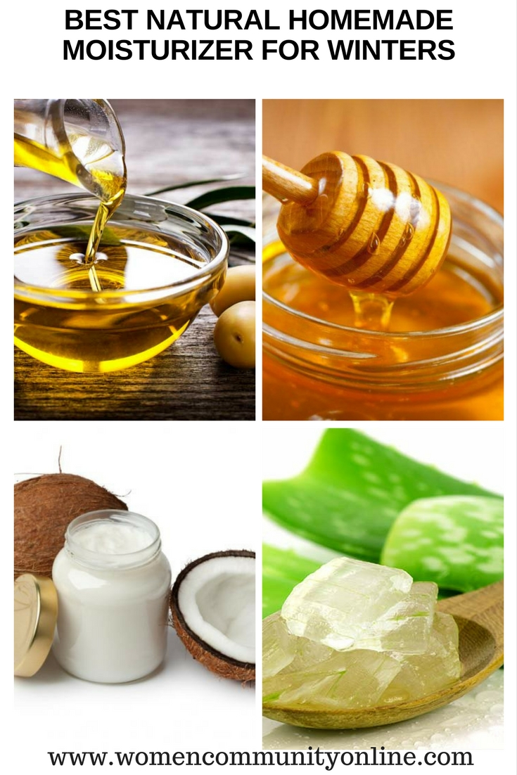 Best Natural Homemade Moisturizer For Winters