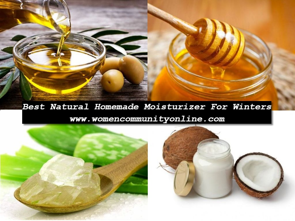 Best Natural Moisturizer After Bath
