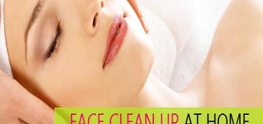 Face Clean Up Tips
