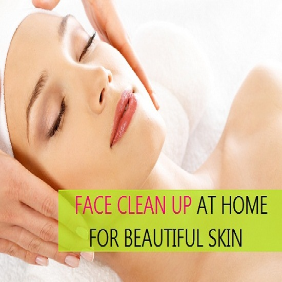 How To Get Clean And Clear Face Naturally