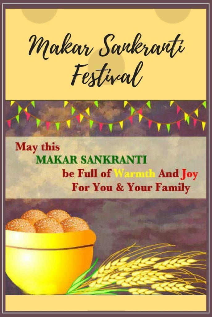 Makar Sankranti Festival wishes
