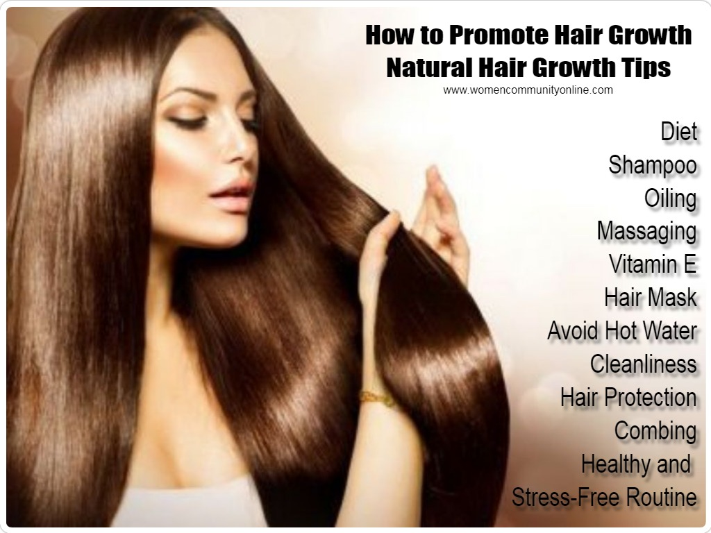 How to Promote Hair Growth