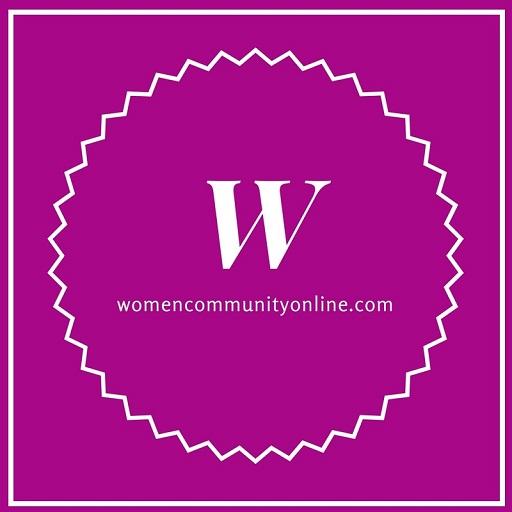 Women Community Online fevicon