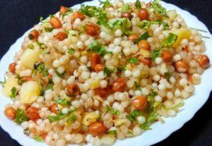 Instant Farali Recipes sabudana khichdi